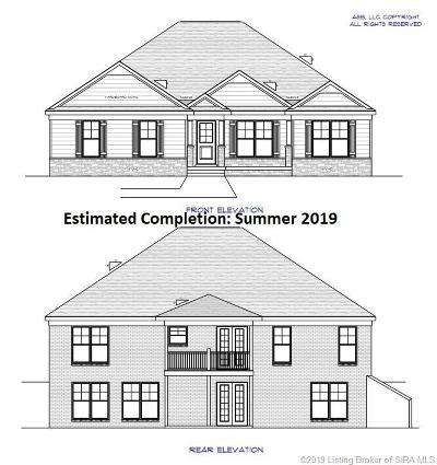 Clark County Single Family Home For Sale: 6108 Jackson Fields Drive