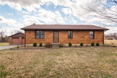 Clark County Single Family Home For Sale: 8809 Zollman Road