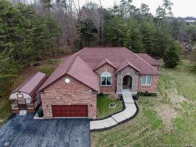Clark County Single Family Home For Sale: 2034 Cedar Creek Drive
