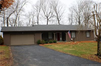 Floyd County Single Family Home For Sale: 8515 N Valley View Drive