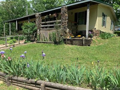 Crawford County Single Family Home For Sale: 536 N Brown Cemetery Road