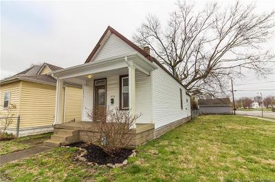 Floyd County Single Family Home For Sale: 1304 Ekin Avenue