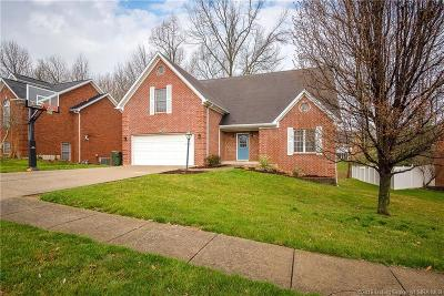 New Albany Single Family Home For Sale: 4207 Saint Andrews Place