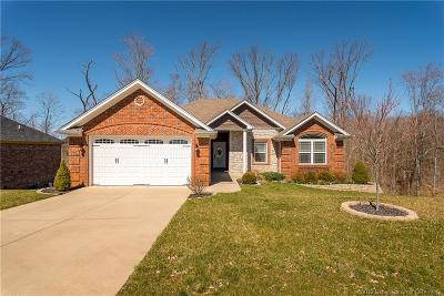 Floyd County Single Family Home For Sale: 1034 Frontier Trail