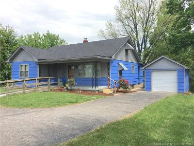 Sellersburg Single Family Home For Sale: 7120 Highway 311