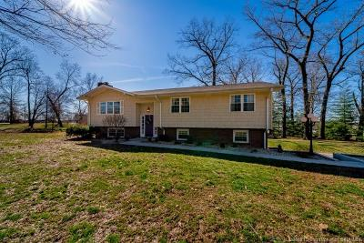 Lawrence County Single Family Home For Sale: 46 Woodlawn Drive