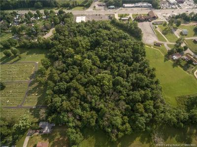 Clark County, Floyd County Residential Lots & Land For Sale: 9.25 Ac Market Street
