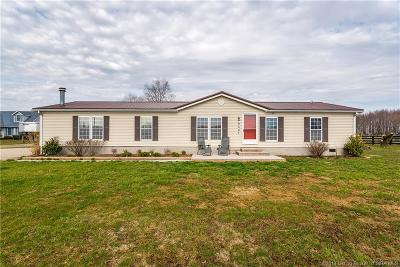 Clark County Single Family Home For Sale: 9507 Tunnel Mill Road