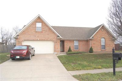 Jeffersonville Single Family Home For Sale: 5515 Raintree Ridge