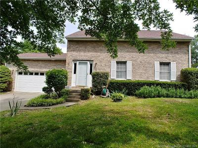 New Albany Single Family Home For Sale: 3835 Dalebrook Drive