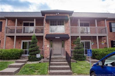 Floyd County Single Family Home For Sale: 1413 Slate Run Road