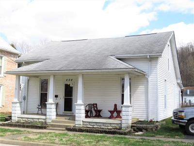Corydon Single Family Home For Sale: 404 Ridley Street
