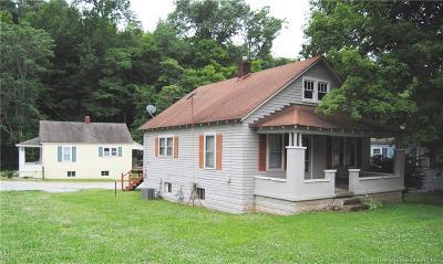 Floyd County Single Family Home For Sale: 3555 Paoli Pike