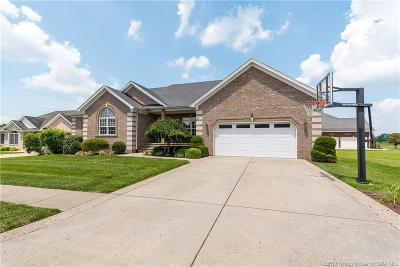 Jeffersonville Single Family Home For Sale: 3102 Island Court