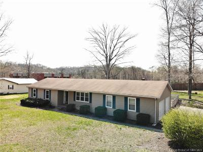 New Albany Single Family Home For Sale: 319 Amburgey Drive
