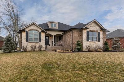 Clark County Single Family Home For Sale: 1880 Hazeltine Way