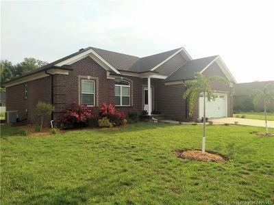 Corydon Single Family Home For Sale: 2734 Crescent Hill Drive NE