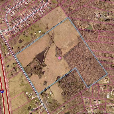 Clark County, Floyd County Residential Lots & Land For Sale: 600 Mount Zion Road