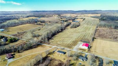Clark County, Floyd County Residential Lots & Land For Sale: Henryville Bluelick Road