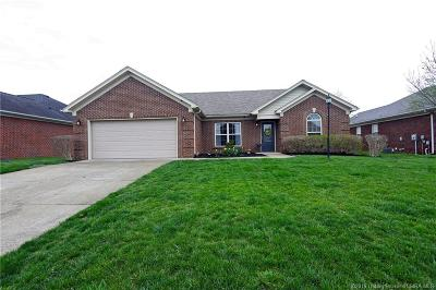 Jeffersonville Single Family Home For Sale: 3208 Liberty Way