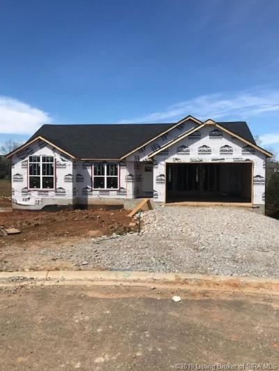 Floyd County Single Family Home For Sale: 6010 Brookline Trail
