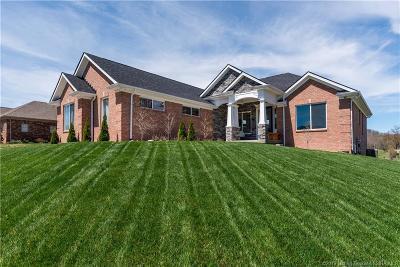 Sellersburg Single Family Home For Sale: 4026 Glenwood Way