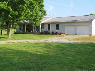Washington County Single Family Home For Sale: 5435 W Mount Carmel Road