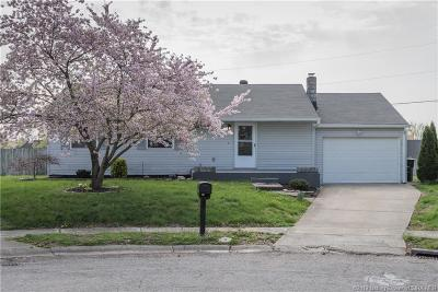 Jeffersonville Single Family Home For Sale: 1001 Legislative Lane