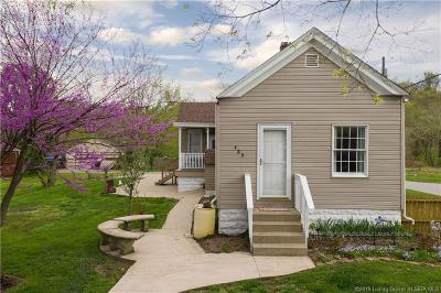 New Albany Single Family Home For Sale: 425 W 7th Street