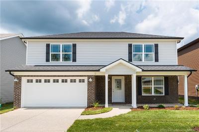 Sellersburg Single Family Home For Sale: 7008 (Lot 147) Meyer Loop