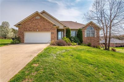 Lanesville Single Family Home For Sale: 1002 Old Salem Road