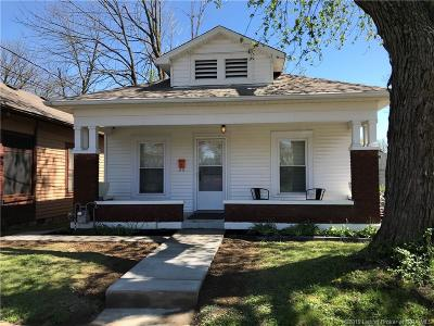 New Albany Single Family Home For Sale: 228 Clay Street