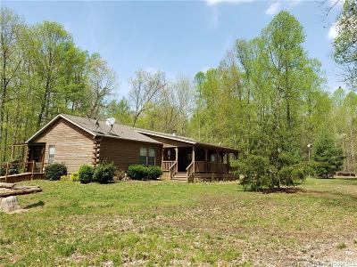 Orange County Single Family Home For Sale: 4854 S State Road 37