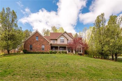 Floyds Knobs Single Family Home For Sale: 7018 Summerfield Way