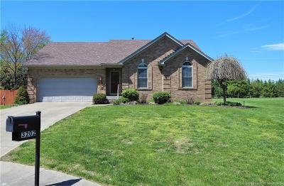 Floyd County Single Family Home For Sale: 3202 Dawn Court