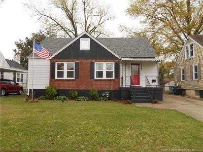 Clark County Single Family Home For Sale: 116 E Carter Avenue