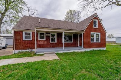 Clark County Single Family Home For Sale: 1252 High Street