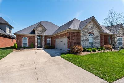 Clark County Single Family Home For Sale: 1715 Bay Hill Place