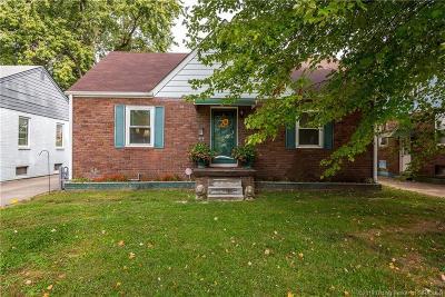 Clark County Single Family Home For Sale: 620 N Marshall Avenue