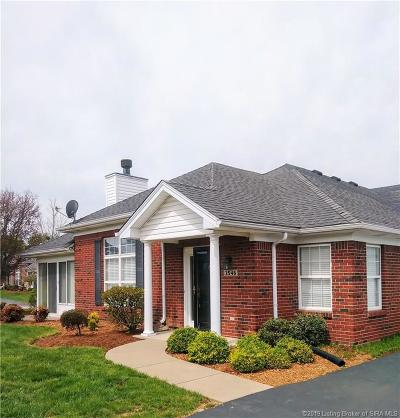 Jeffersonville Single Family Home For Sale: 3546 Stonecreek Circle