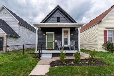 New Albany IN Single Family Home For Sale: $99,900