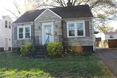 Clarksville Single Family Home For Sale: 110 E Carter Avenue