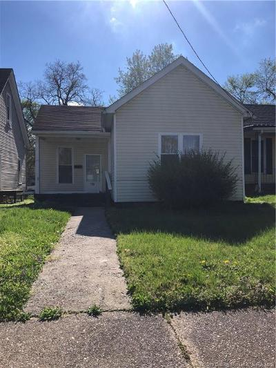 Jeffersonville Single Family Home For Sale: 715 Meigs