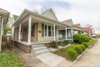 Floyd County Single Family Home For Sale: 1837 Culbertson Avenue