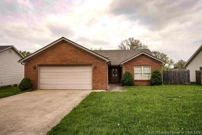 Jeffersonville Single Family Home For Sale: 797 Rose Avenue