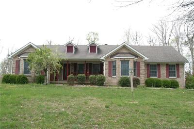 New Salisbury Single Family Home For Sale: 5525 Highway 135 NE