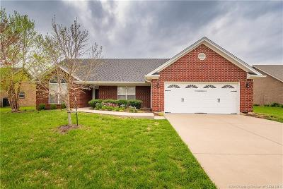 Floyd County Single Family Home For Sale: 1011 Pioneer Lane