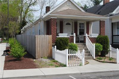 Floyd County Single Family Home For Sale: 422 E 5th Street