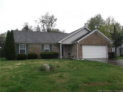 Jeffersonville Single Family Home For Sale: 788 Rose Avenue