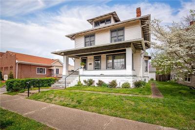Jeffersonville Single Family Home For Sale: 416 Meigs Avenue